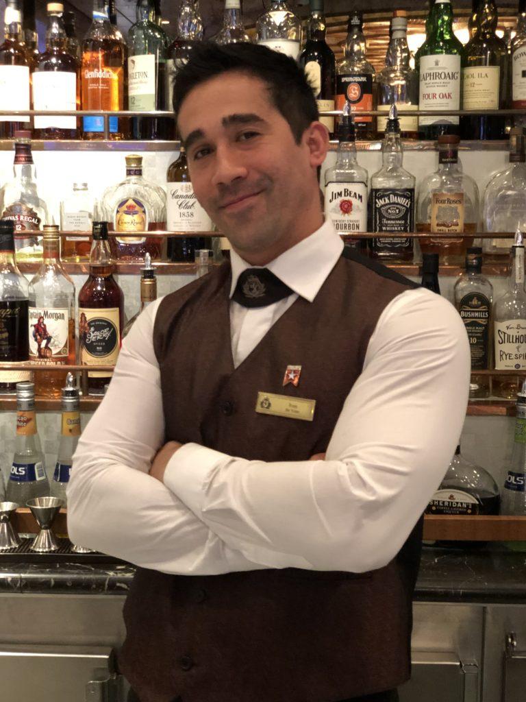 Barkeeper kennenlernen